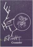 The Crusader: 1988 by John Bapst High School