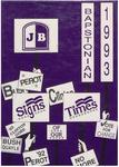 The Bapstonian: 1993