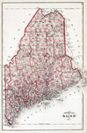 p.10&11 Township map of Maine 1875