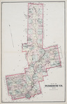p.14&15 Plan of Penobscot County Maine