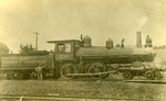 Bangor and Aroostook Locomotive No. 210, ca. 1925