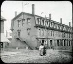 European & North American Railroad Station, ca. 1905