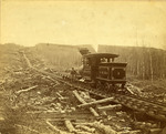 Green Mountain Railroad, ca. 1883