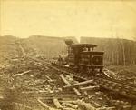 Green Mountain Railroad, ca. 1883