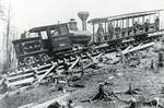 Green Mountain Railroad Cog Railway, ca. 1883