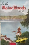 In the Maine Woods: 1935 Edition