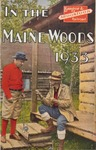 In the Maine Woods: 1933 Edition