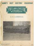 Portland-Lewiston Interurban: Maine's Fast Electric Railroad