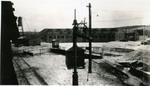Millinocket Roundhouse, ca. 1939