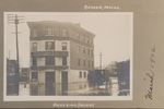 Bragg, Cummings, & Co. Wholesale Grocers, Manufacturers & Confectionery Building Flooding in Bangor, Maine, March 1902