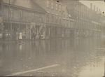 Broad Street Flooding, Bangor, Maine, Includes C.H. Rice, B.A. Witham, and R. Cohen