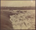 Flood Waters on the Penobscot River from the Bangor-Brewer Flood of 1902, Number 1