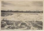 Flood Waters on the Penobscot River from the Bangor-Brewer Flood of 1902, Number 3