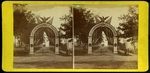 Bangor Centennial Anniversary Arch, 1869