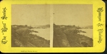 Dam and Water Works, Bangor, ca. 1881 by Bangor News Company