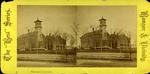 Bangor Theological Seminary Chapel, Bangor, ca. 1881 by Bangor News Company