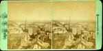 Southeast view from Hammond Street, Bangor, ca. 1885