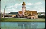 Union Station, Bangor, 1908 by O. C. Bean