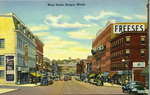 View of Main Street, Bangor, ca. 1940