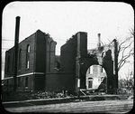 Ruins of First Congregational Church, Bangor, 1911 by Leyland Whipple