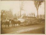 Besse-Ashworth Co. Bangor Carnival Parade Float, June 18, 1912