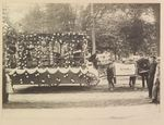 Chandler & Co. Bangor Carnival Parade Float, June 18, 1912