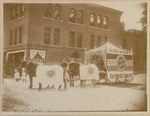 The Hincks Coal Co. Bangor Carnival Parade Float, June 18, 1912