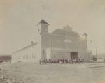 Bangor Auditorium, Bangor, Maine, circa 1897