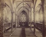Interior of St. John's Episcopal Church, Bangor, 1895