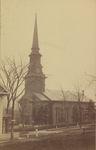 The Union Street Brick Church, Bangor, Maine, Circa 1895-1906