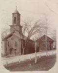 First Baptist Church, 10 Center Street, Bangor, Maine, circa 1890-1910
