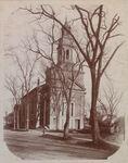 First Methodist Episcopal Church, 157 Pine Street, Bangor, Maine, Circa 1890-1910