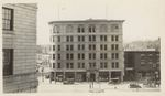 Graham Building, Corner Harlow and Central Streets, Bangor Maine, Circa 1925-1927