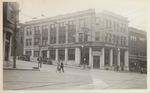 Bangor Hydro Electric Building Corner State Exchange and Harlow Streets circa 1934