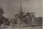 St. Mary's Church, Davenport Park, Cedar Street, Bangor, Maine, circa 1890-1900