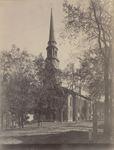 Hammond Street Congregational Church, Bangor, Maine, circa 1888-1893