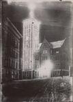 Bangor City Hall, Lit Up, circa 1900-1918