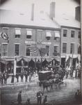 Near 72 & 76 Main Street, Bangor, Maine, Circa 1893, People Waiting for Parade #1