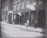 State Street Lower Block Near Kenduskeag Stream, Bangor, Maine, Circa 1893-1896