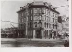 Wheelwright and Clark Block at Hammond and Broad Streets, Bangor, Maine, circa 1897-1903