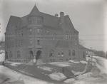 The YMCA of Bangor, Maine, on the Corner of Hammond and Court Streets, Circa 1900