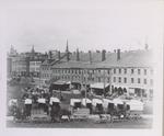 Pickering Square and Broad Street, Bangor, Maine, Circa 1889-1893