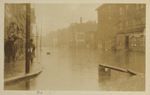 Broad Street Flooding, May 1, 1923, Bangor, Maine, Includes R. Cohen and C.M. Conant Company