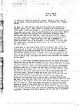 Everett (Shep) Hurd's account of the Brady Incident