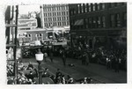 The Scene of the Brady shoot out October 12, 1937