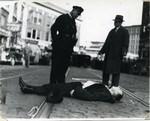 """Alfred """"Al"""" Brady dead on the street"""