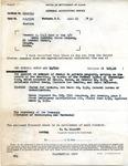 Damage settlement letter