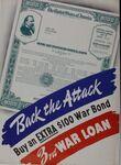 Back the Attack, Buy an Extra $100 War Bond, 3rd War Loan
