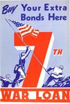 Buy Your Extra Bonds Here, 7th War Loan
