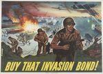 Buy That Invasion Bond